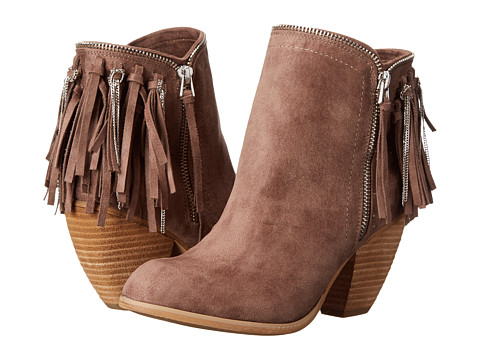 Not Rated - Flippin Fringe (Taupe) Women