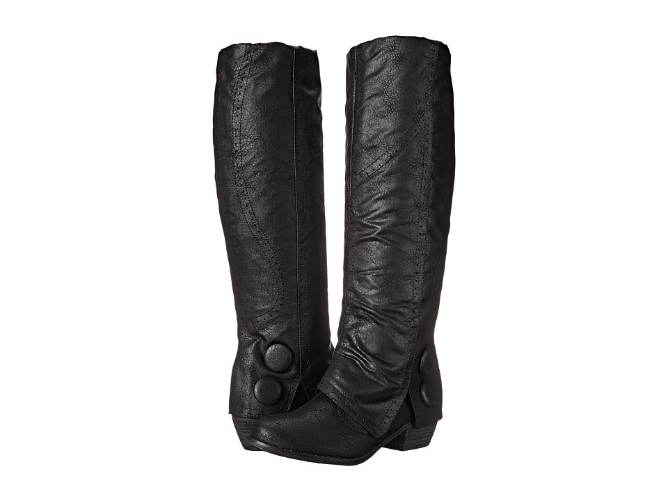 Not Rated - Bailey (Black) Women's Boots