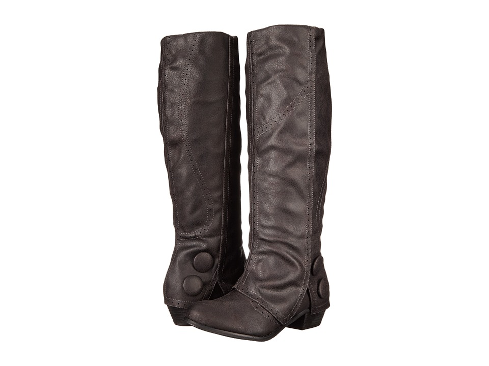 Not Rated - Bailey (Charcoal) Women's Boots