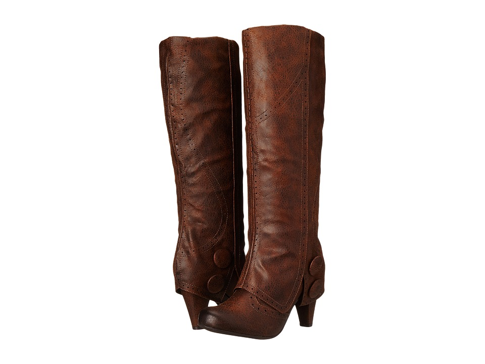 Not Rated - B Dad (Tan) Women's Boots