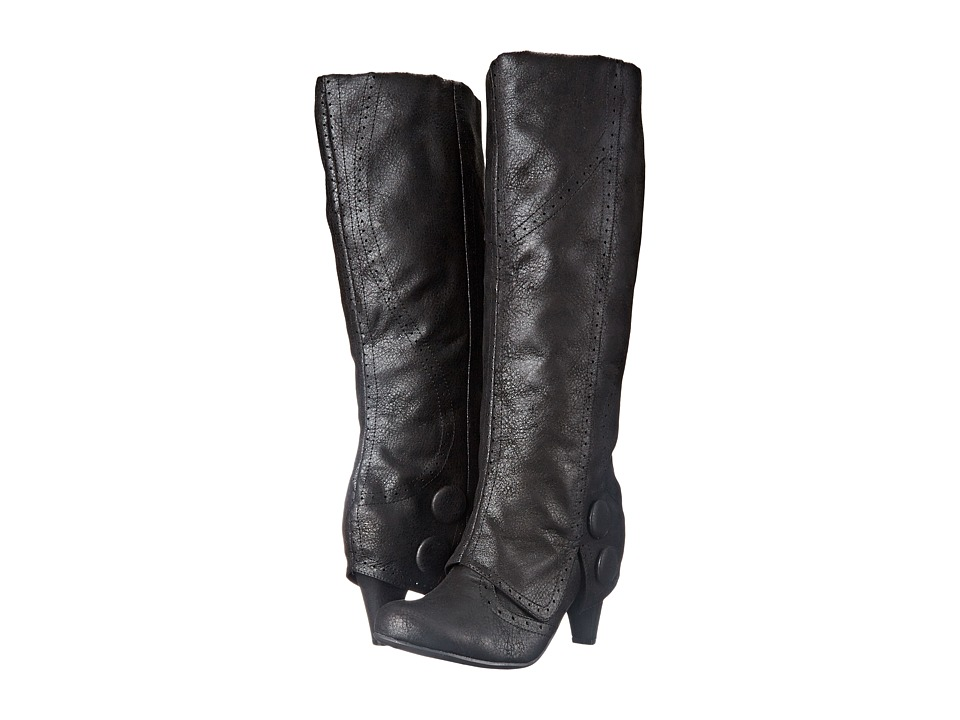 Not Rated - B Dad (Black) Women's Boots
