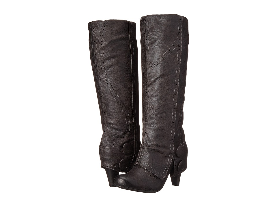 Not Rated - B Dad (Charcoal) Women's Boots