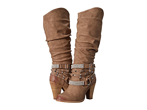 Not Rated - Swag (Nude) Women's Boots