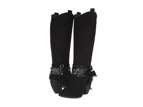 Not Rated - Lush (Black) Women's Boots