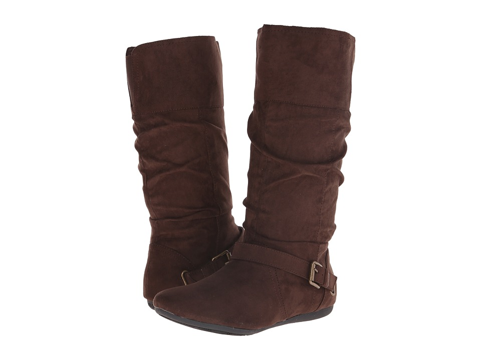 Report - Evron (Brown) Women's Boots