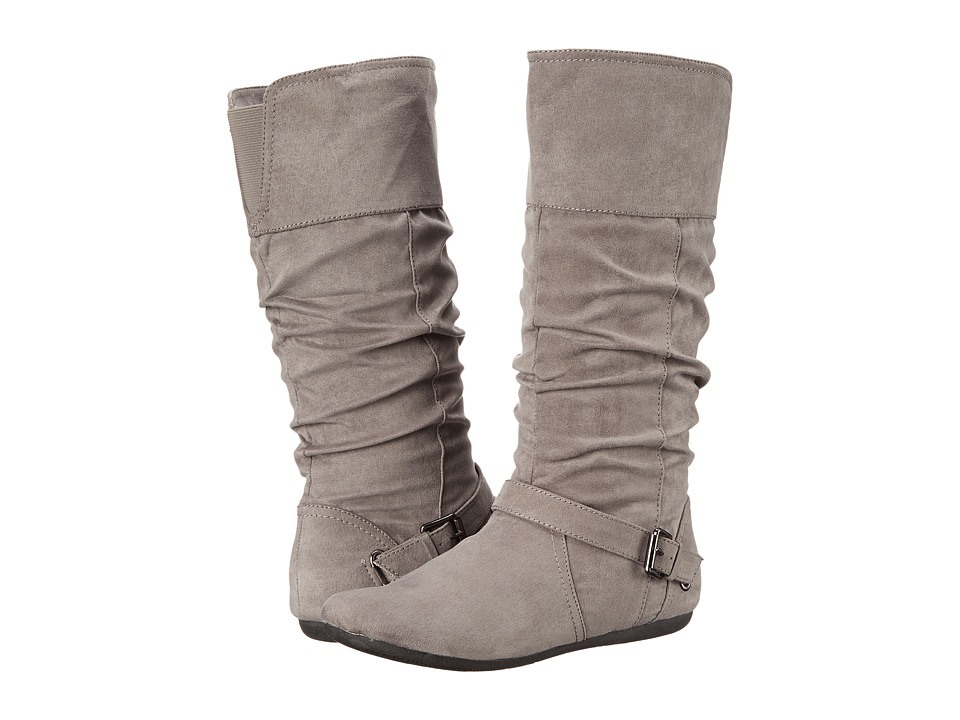 Report - Evron (Grey) Women's Boots