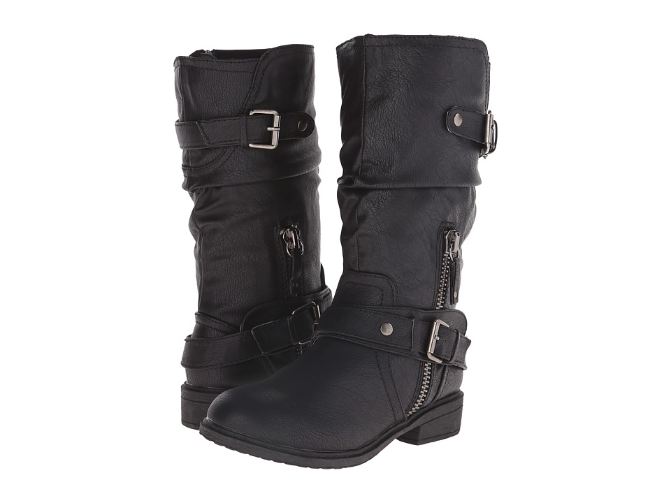 Report - Matt (Black) Women's Boots