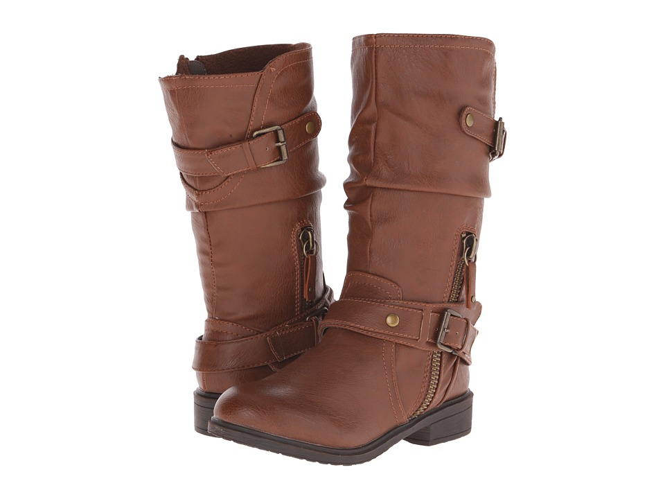 Report - Matt (Dark Tan) Women's Boots