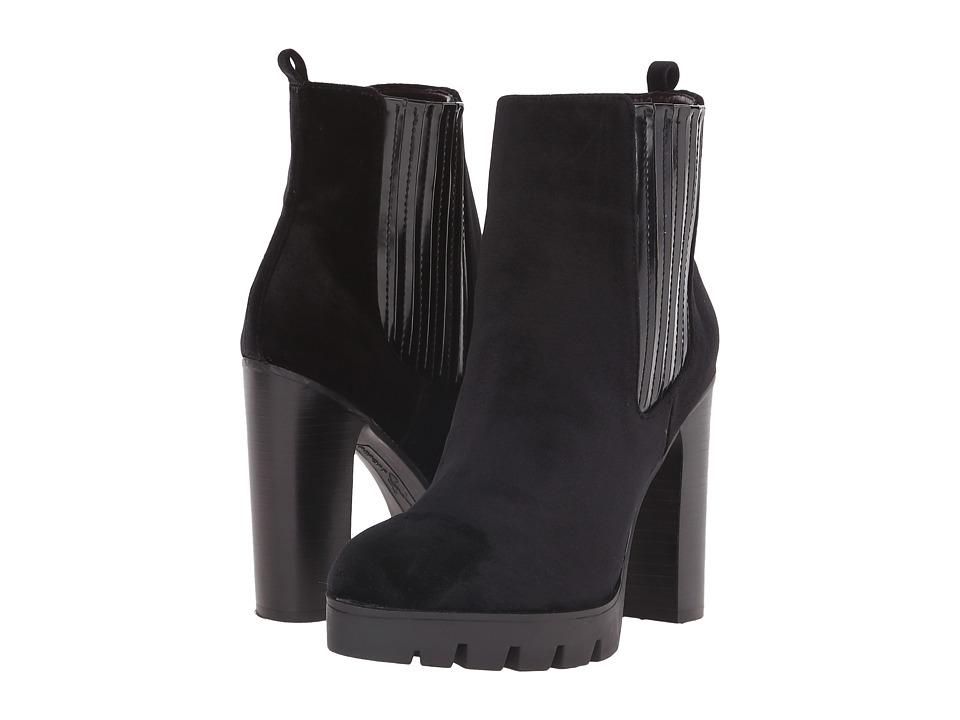 Report - Polk (Black) Women's Pull-on Boots