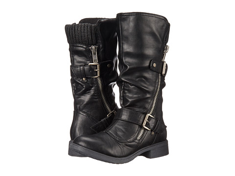 Report - Hamlin (Black) Women's Zip Boots