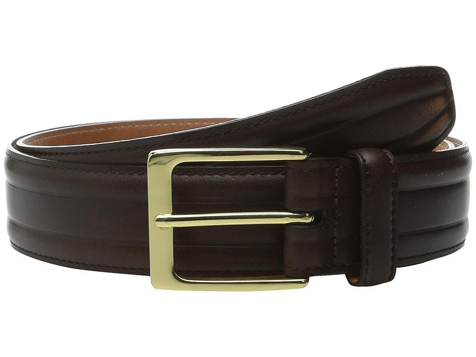 Allen-Edmonds - Ames Ave (Brown) Men's Belts
