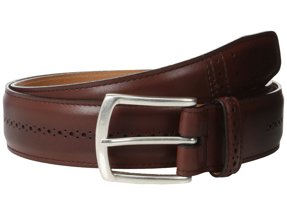 Allen-Edmonds - Dupont Ave (Chili) Men's Belts