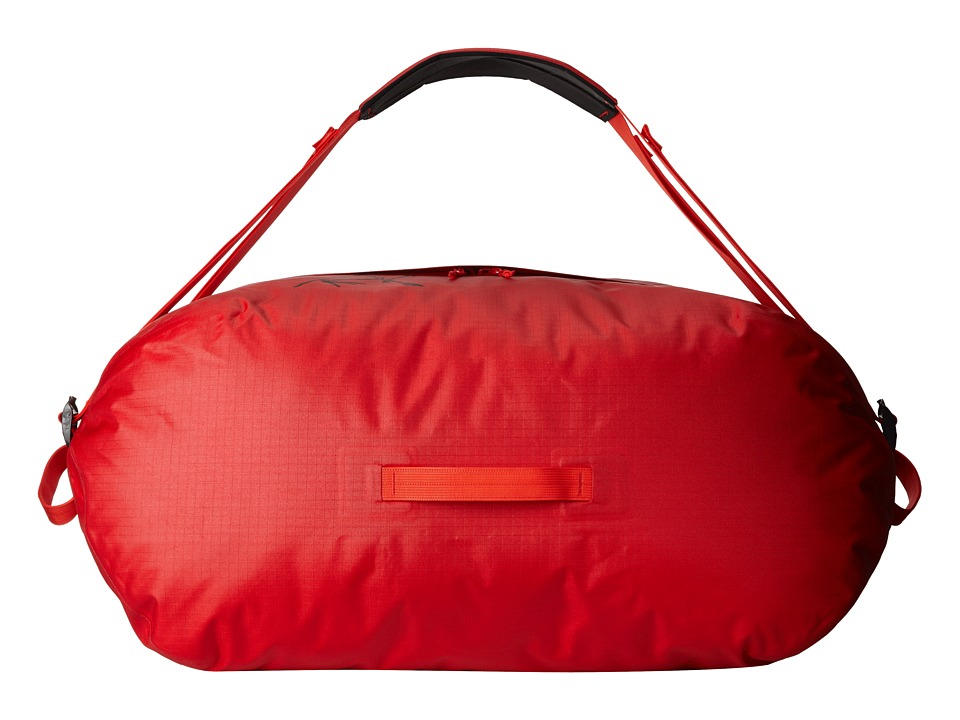 Arc'teryx - Carrier Duffel 50 (Diablo Red) Duffel Bags