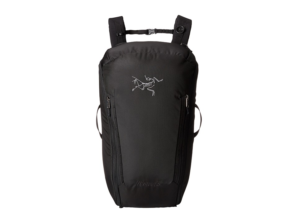 Arc'teryx - Miura 45 Backpack (Black) Backpack Bags