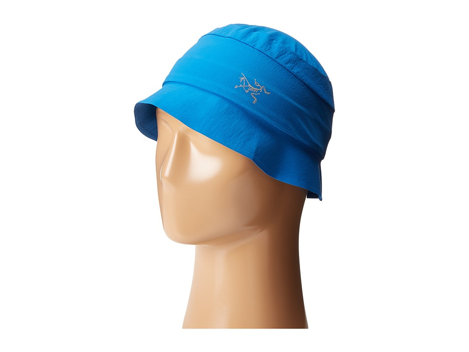 Arc'teryx - Sinsolo Hat (Borneo Blue) Bucket Caps