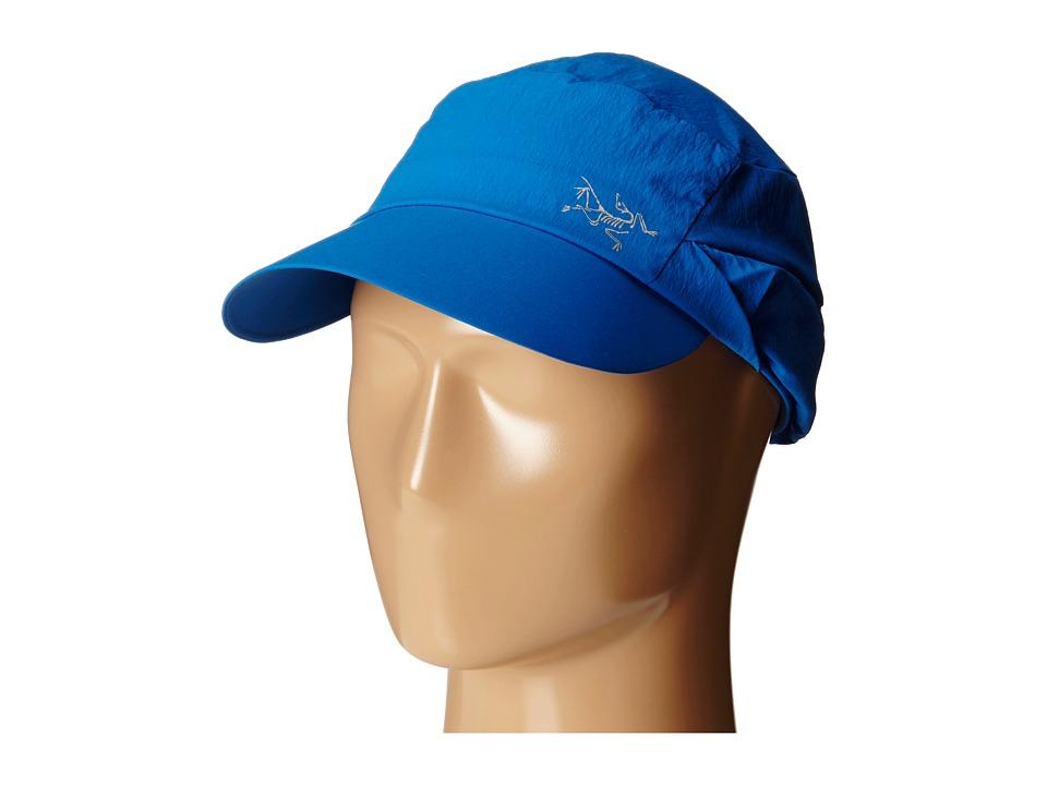 Arc'teryx - Spiro Cap (Borneo Blue) Caps