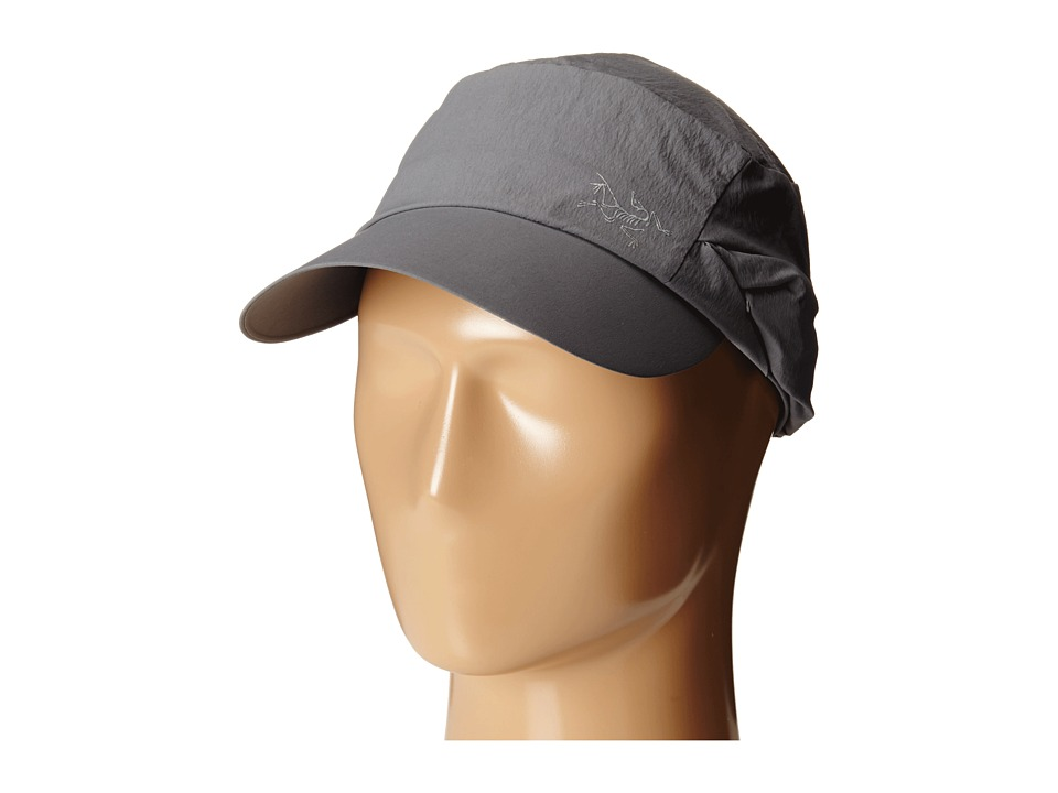 Arc'teryx - Spiro Cap (Anvil Grey) Caps
