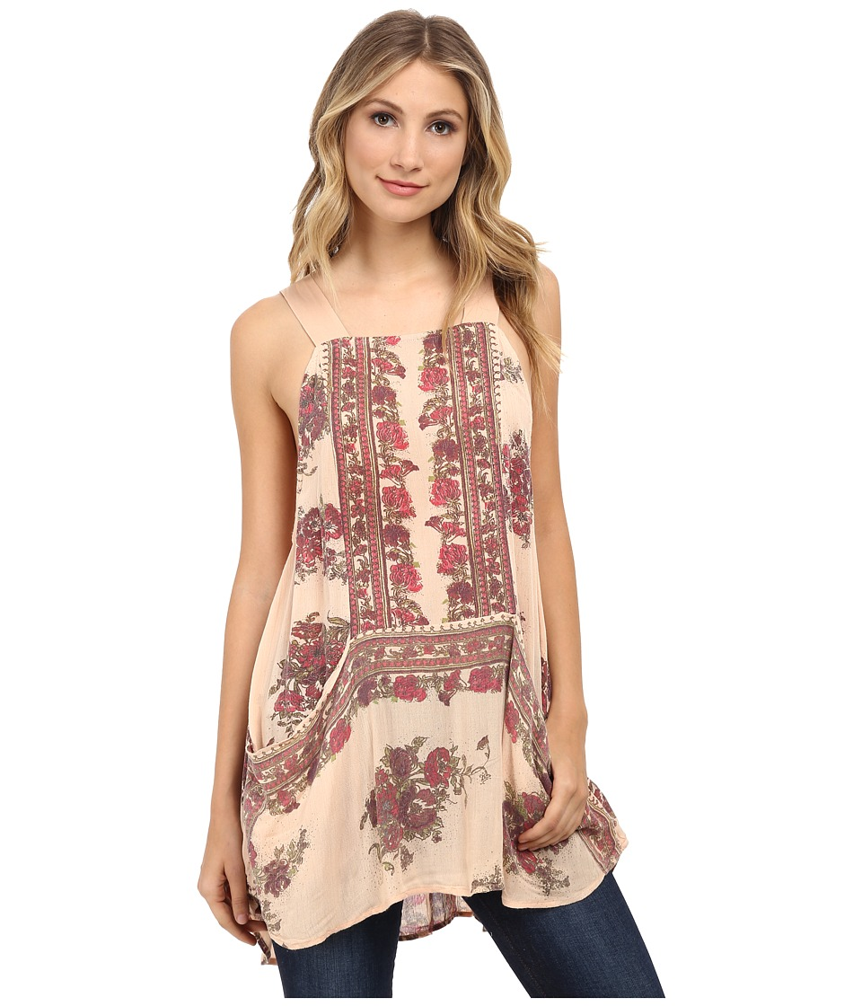 Free People - Paradise Song Printed Tunic (Antique Combo) Women's Blouse