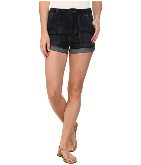 Free People - Hi Rise Cuffed Shorts (Lily) Women's Shorts