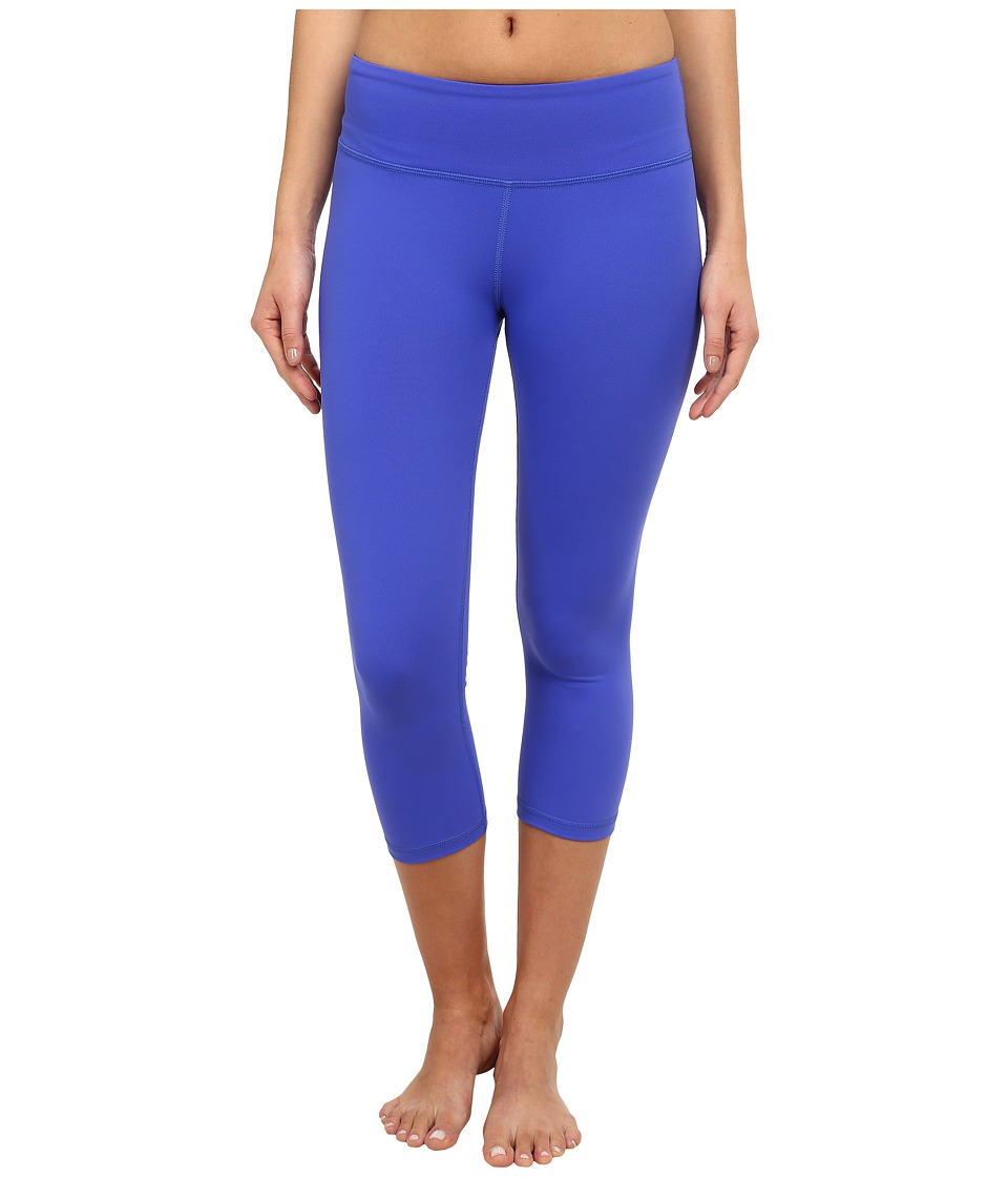 Zobha - Loui Straight Leg Capris (Muscari Blue) Women