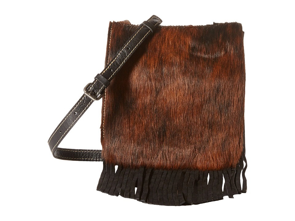 Patricia Nash - Fringe Granada Crossbody (Traditional Cavalino) Cross Body Handbags