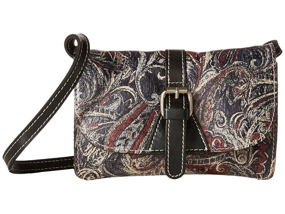 Patricia Nash - Torri Crossbody (Feather Paisley) Cross Body Handbags