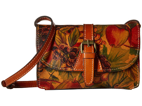 Patricia Nash - Torri Crossbody (Mediteranean) Cross Body Handbags