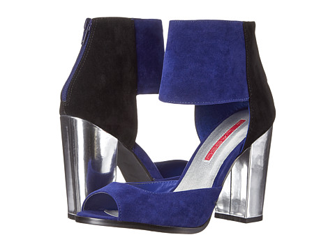 C Label - Alix-5 (Blue/Black) High Heels