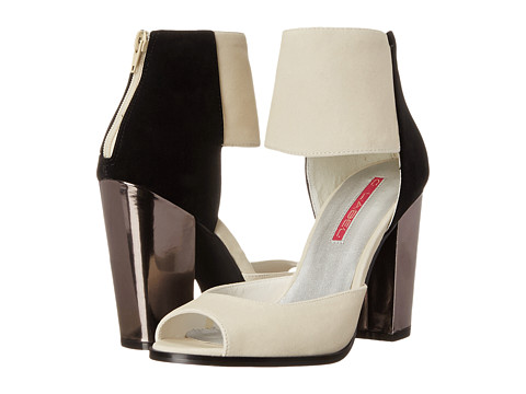 C Label - Alix-5 (Cream/Black) High Heels