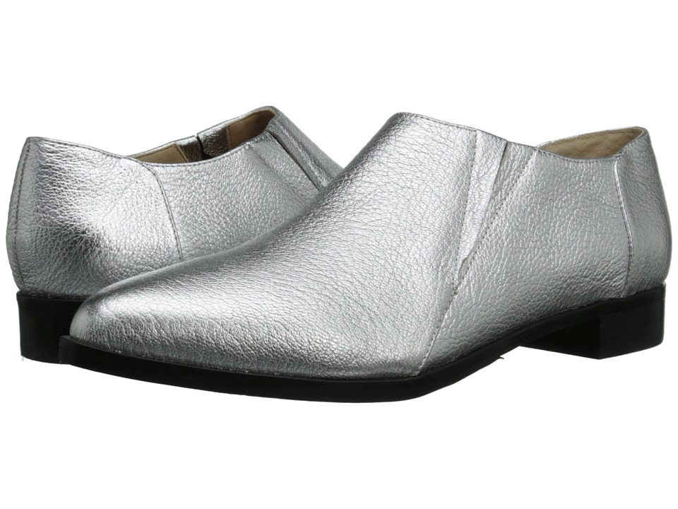 Joe's Jeans - Dahlia (Silver Metallic) Women's Slip-on Dress Shoes