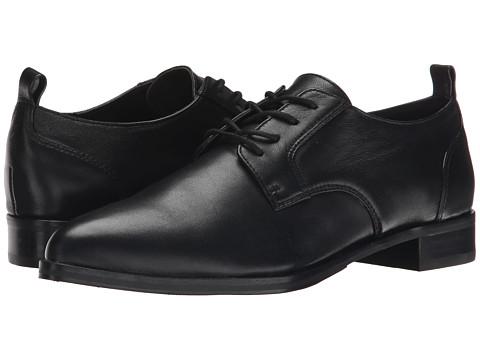 Joe's Jeans - Derrick (Black Leather) Women's Shoes