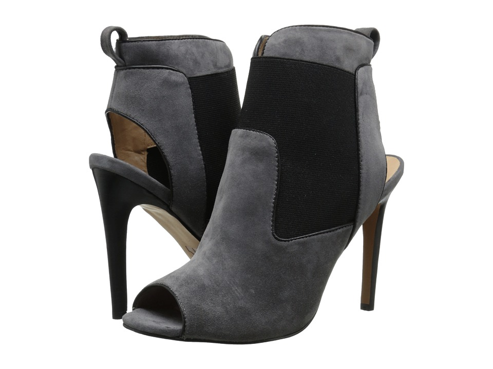 Joe's Jeans - Dare (Dark Grey/Black Suede) High Heels