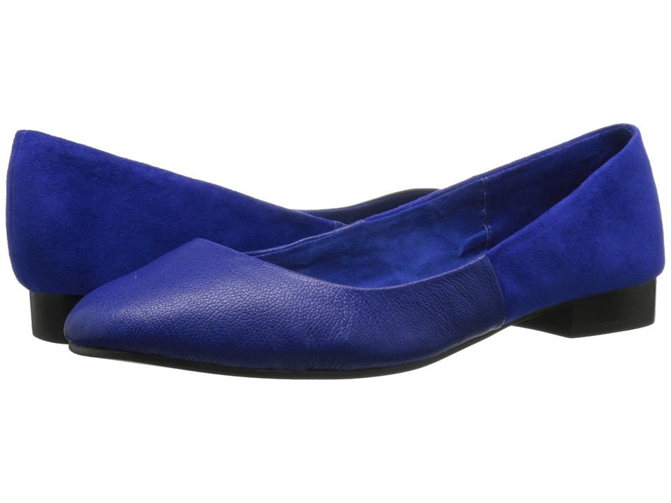 Joe's Jeans - Dover (Royal Blue Leather) Women's Shoes