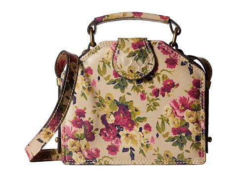 Patricia Nash - Marina Crossbody (Antique Rose) Cross Body Handbags