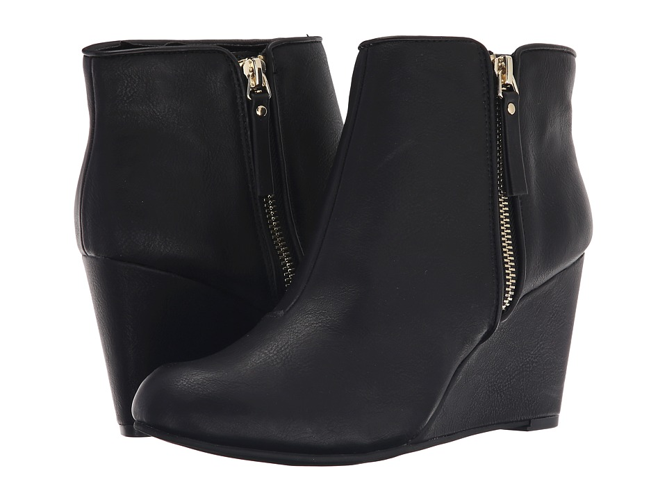 Kenneth Cole Unlisted - Bold Move (Black PU) Women