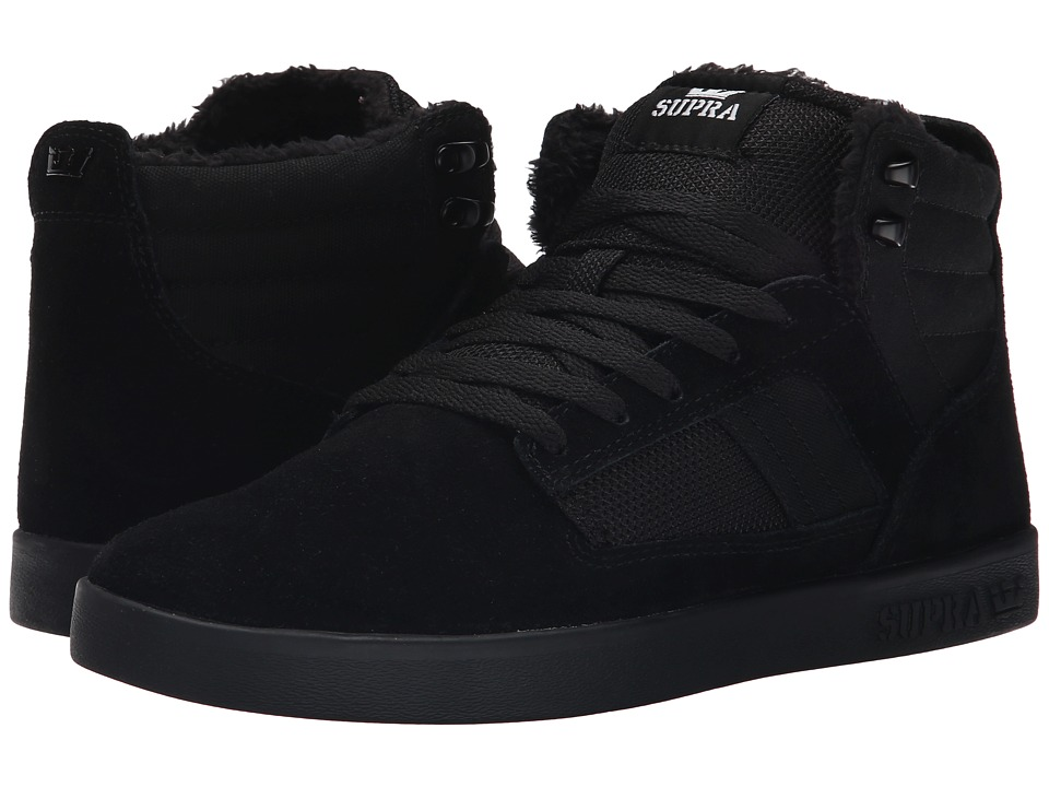 Supra - Bandit (Black/Black/Black) Men's Skate Shoes