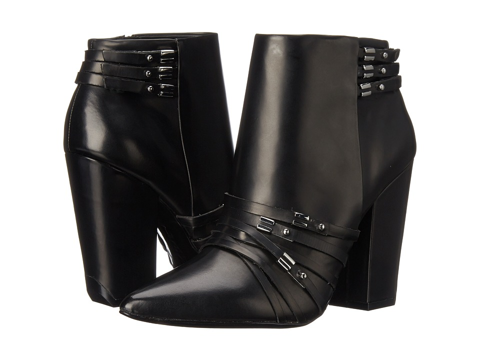 L.A.M.B. Martini (Black Leather) Women