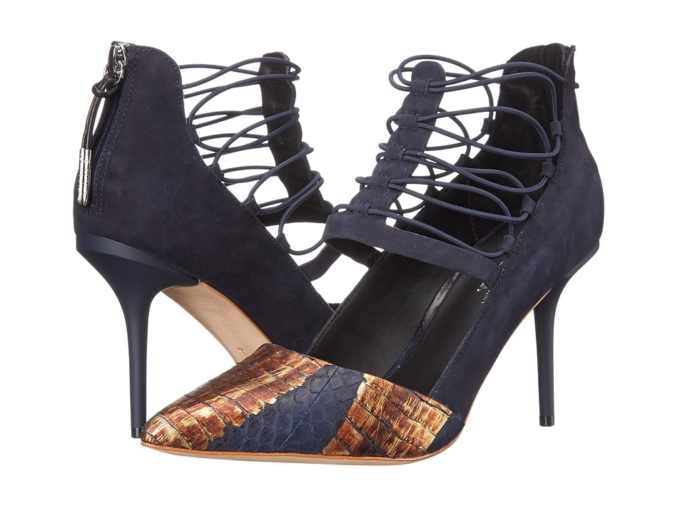 L.A.M.B. - May (Intense Blue) High Heels