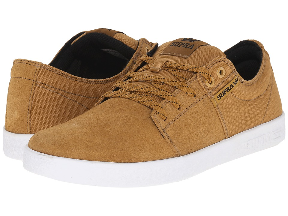 Supra - Stacks II (Cathay Spice/White) Men