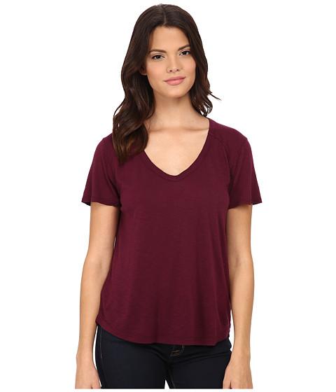 LAmade - Vintage Tee (Aubergine) Women's T Shirt