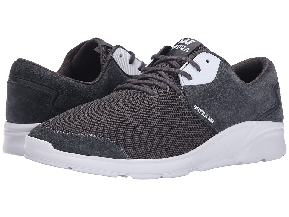 Supra - Noiz (Magnet/White) Men's Skate Shoes
