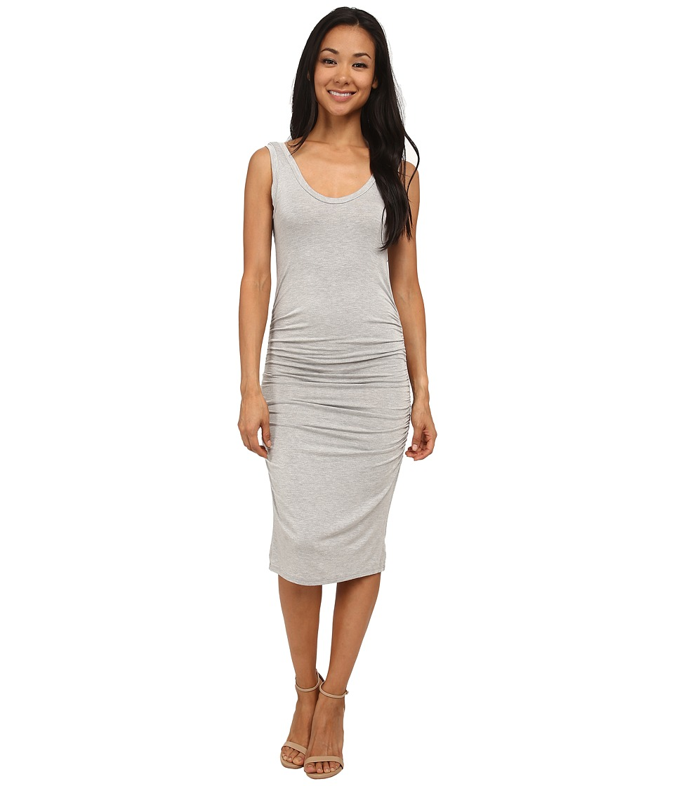 LAmade - Day Night Dress (Heather Grey) Women's Dress