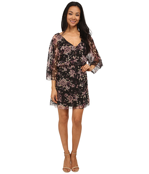 LAmade - Boho Dolman Dress (Floral) Women