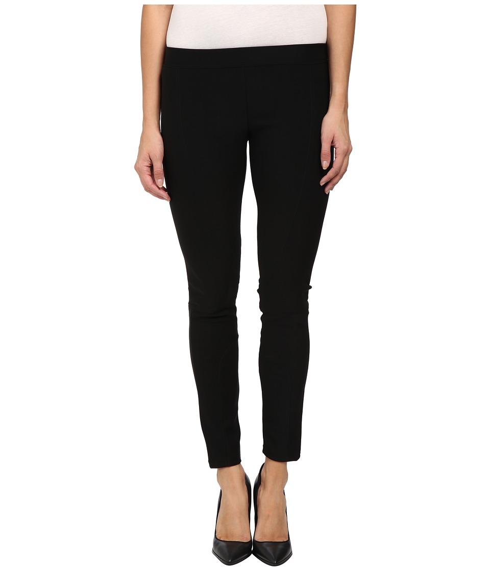 HUE - Engineered Matte Jersey Leggings (Black) Women