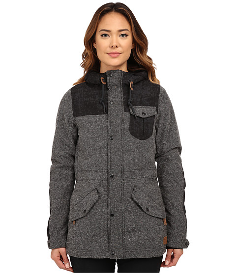 O'Neill - Venus Jacket (Pirate Black) Women's Coat
