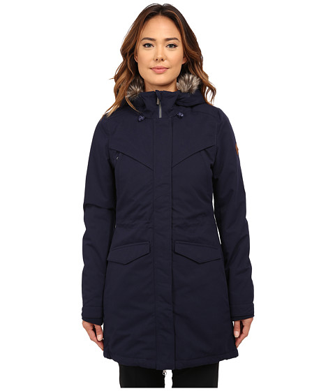 O'Neill - Journey Parka (Navy Night) Women's Coat