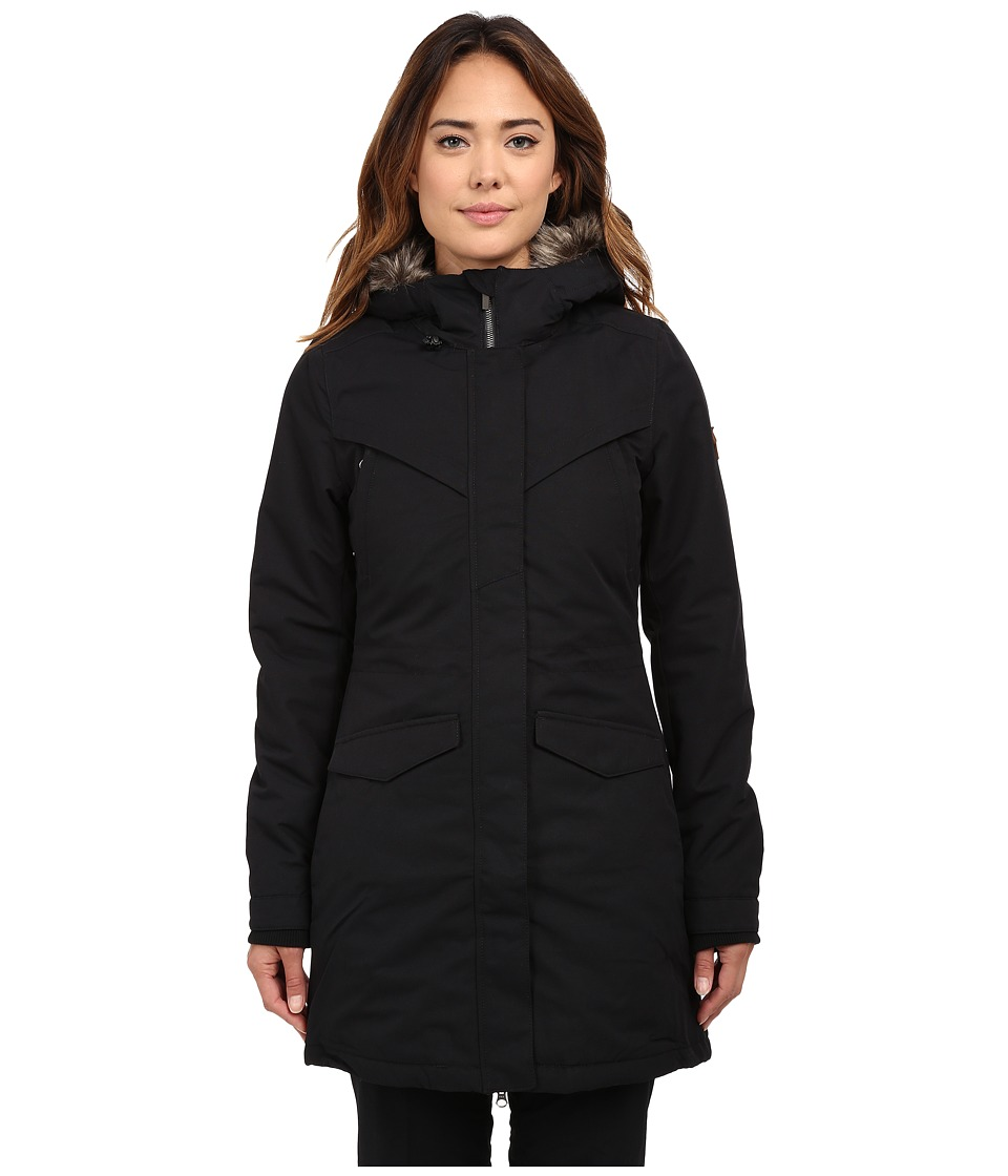 O'Neill - Journey Parka (Black Out) Women's Coat