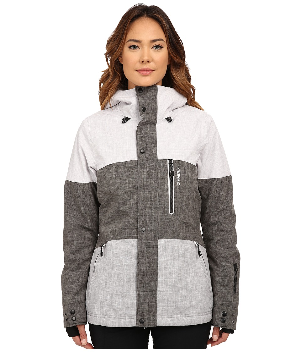O'Neill - Coral Jacket (Black Out) Women's Coat