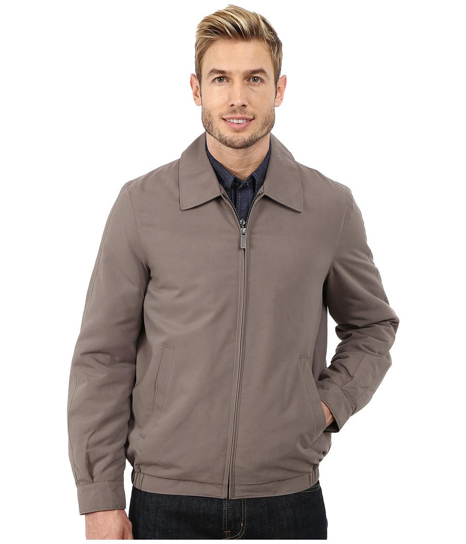 Perry Ellis - Microfiber Golf Jacket (Willow) Men's Coat
