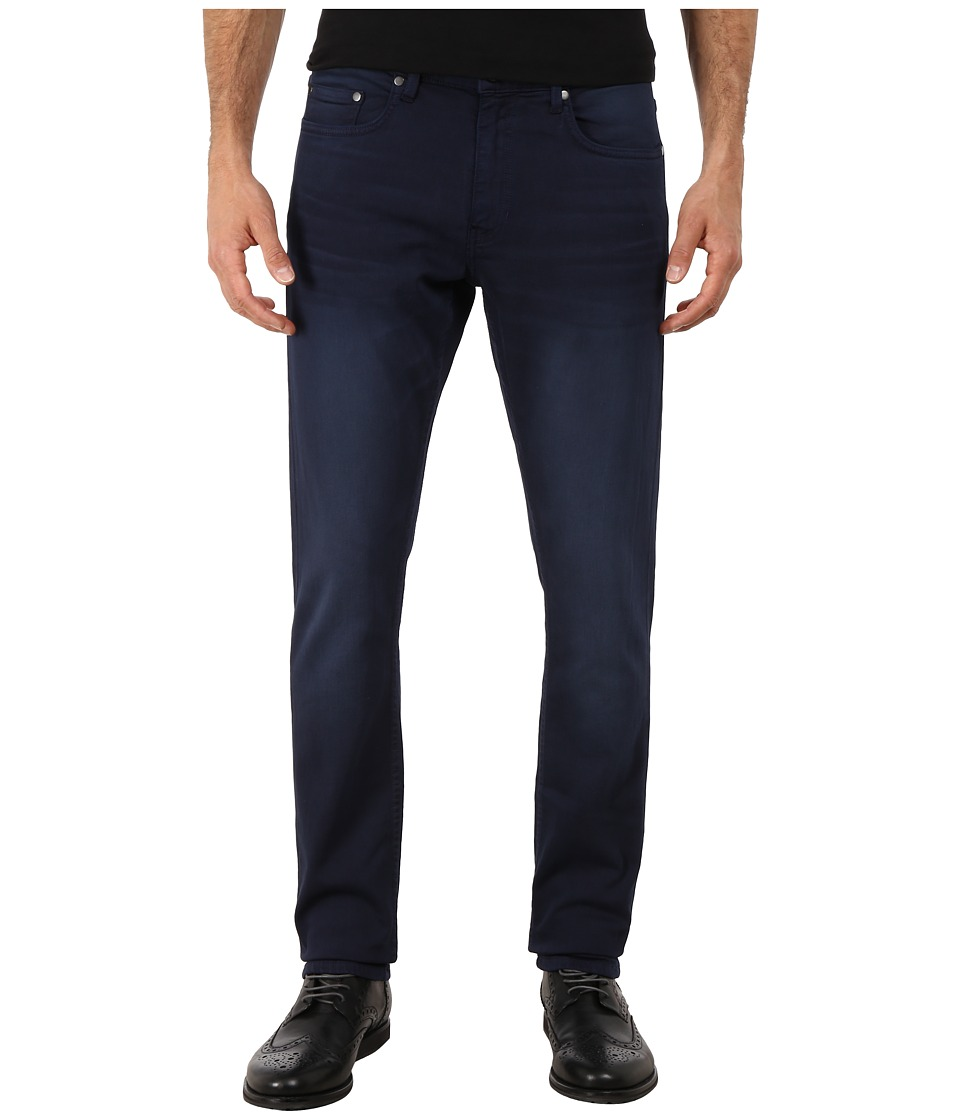Rodd & Gunn - Silverster Slim Stretch Cotton Five-Pocket Jeans (Navy) Men's Jeans